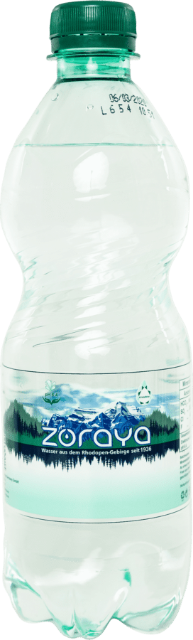 Minerallwasser Zoraya 0.5l