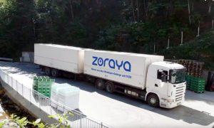 Zoraya truck